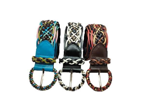 女士时尚进口编织带定制