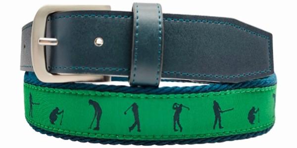 运动不可缺的高尔夫皮带